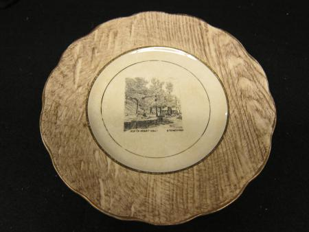 Mt. Holly Springs plate
