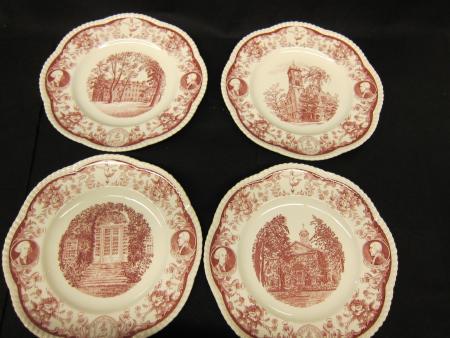 180th Anniversary Commemorative Plates, 1953