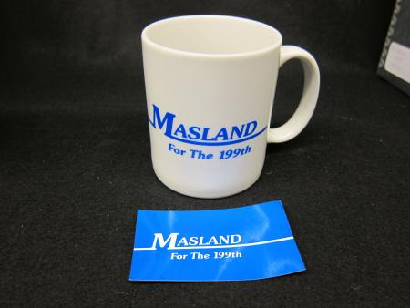 Masland Mug and Magnet