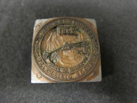 Engraving Block