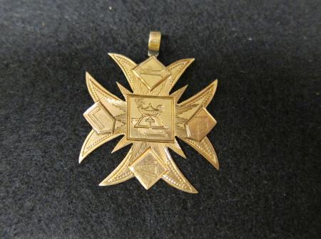 Medal Front, 1876