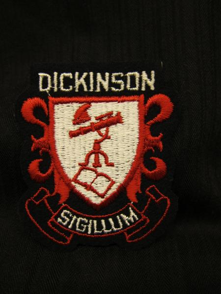 Dickinson College patch