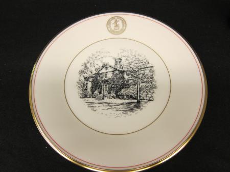 Bicentennial Plate, 1972