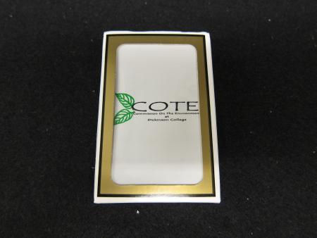 C.O.T.E. cards