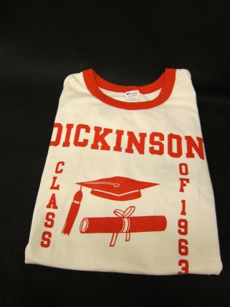 Class of 1963 t-shirt, front