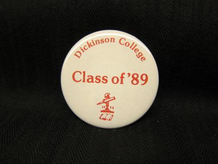 Orientation Button, 1985