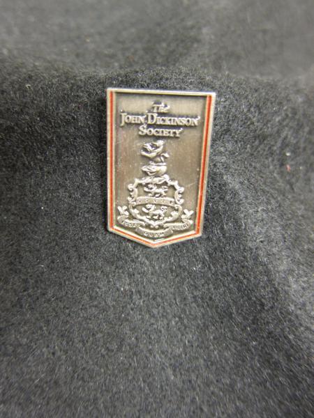 John Dickinson Society Pin, c.2000