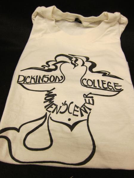 Women's Center t-shirt, 1987