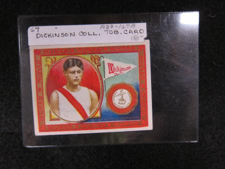 Murad Tobacco Card Front, c.1939