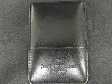 John Dickinson Society Pocket Notebook