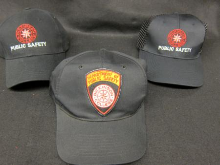 Department of Public Safety baseball hats, c.2005