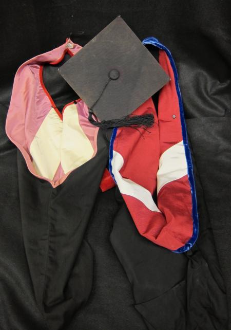 Academic Hoods and Cap, c.1950