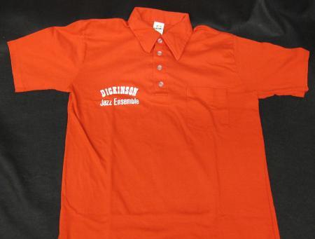 Jazz Ensemble Polo Shirt, c.1980