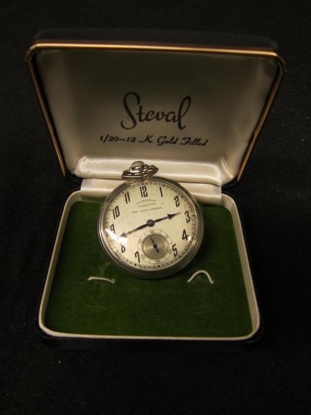 Class of 1902 Award Pocket Watch