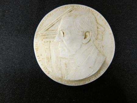 Woodrow Wilson Commemorative Medal