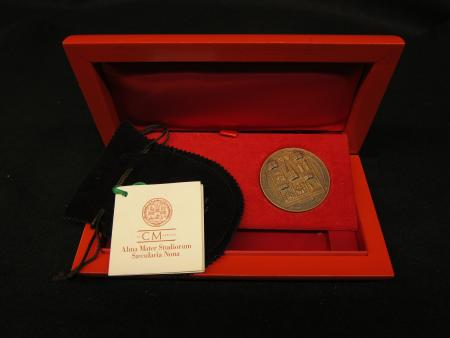 University of Bologna Commemorative Medal, 1988