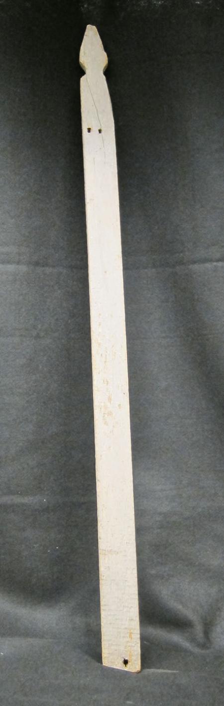 Wooden Fencepost