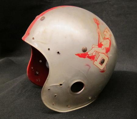 Football Helmet, c.1970