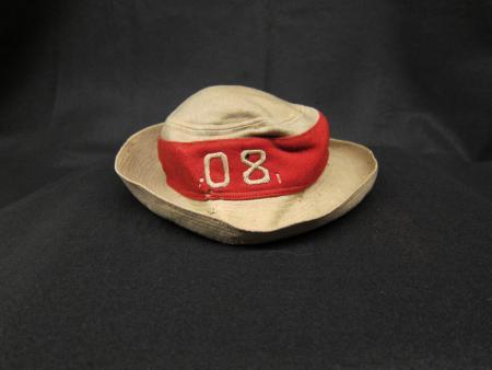Preparatory School Class of 1908 Hat, c.1910