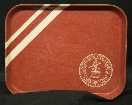 Dickinson Caf Tray, 2010