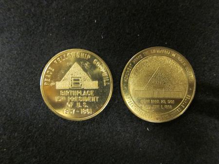 James Buchanan Coins