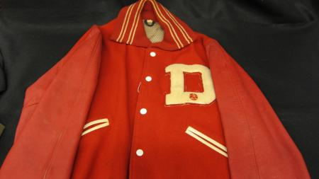 Dickinson Soccer Letterman Jacket, c.1967