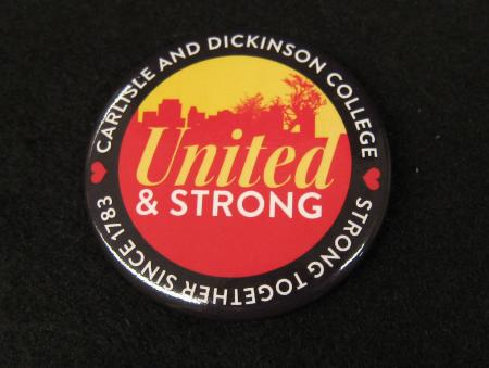 United and Strong Pin, 2017