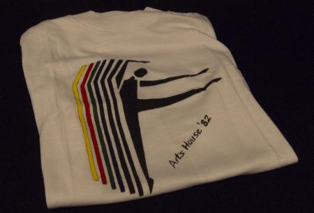 Arts House T-shirt, 1982