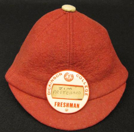 Dink and Freshman Pin, c.1949