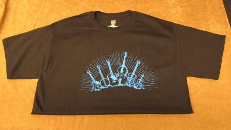 WDCV Bluegrass T-shirt, c.2017