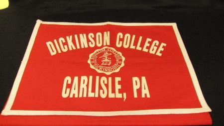 Dickinson College Banner, c.1975