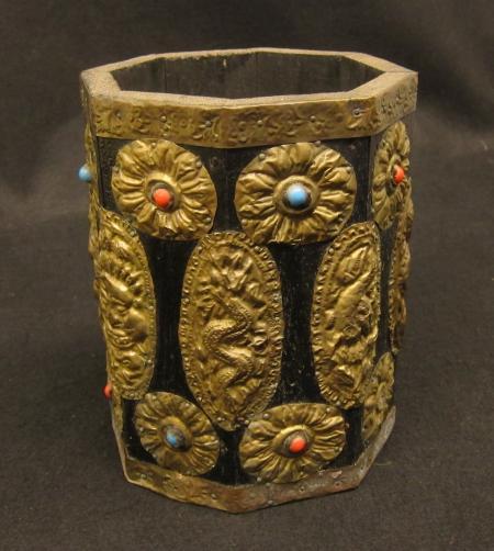 Decorative Octagonal Box, c.1960