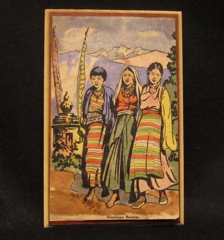 """""""Himalayan Beauties"""" Print, c.1960"""