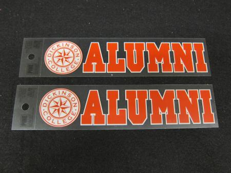 Alumni decals, c.2004