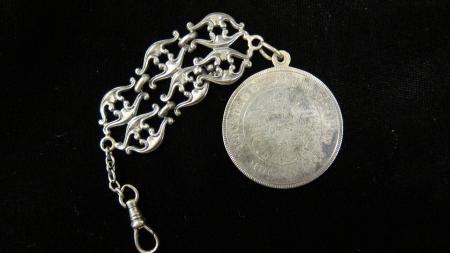 Pierson Prize medal, 1907