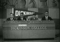 College Bowl #2, 1965 (Clip)
