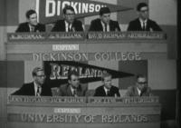 College Bowl #4, 1965 (Clip)