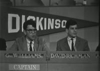 College Bowl #1, 1965 (Clip)