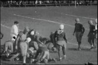 Football Game vs. Allegheny College, 1934