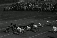 Football Game vs. Washington and Jefferson College, 1938