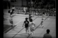 Women's Basketball Game vs. Moravian College, 1982