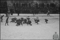 Football Game in the Snow, c.1937