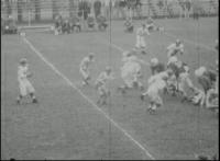 Football Game vs. Lycoming College, 1956