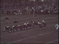 Football Game vs. Allegheny College, 1947