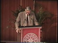 Priestley Award Lecture by Edward O. Wilson, 2000 (Clip)