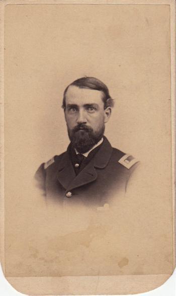John Hays II, 1862