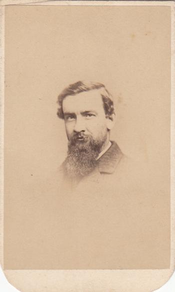 Robert Hays, 1862