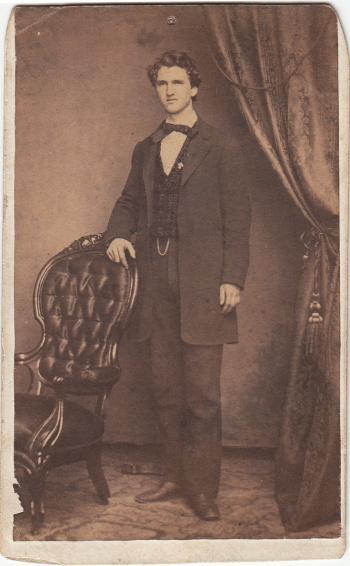 John Black, Jr., c.1860