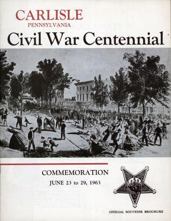 Carlisle Civil War Centennial Commemoration Pamphlet