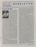 Newsletter, 1991 (Folder 3.5.3.2)